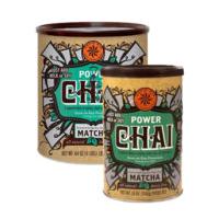 Power Matcha Chai